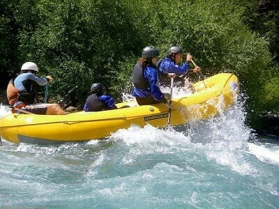 White River Rafting Gear