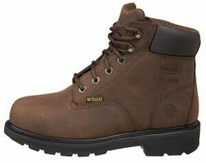 Wolverine Men's Mckay Metatarsal Guard Boot Review