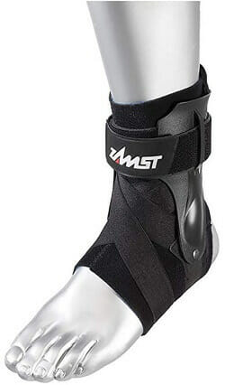 Zamst Ankle Brace Support Stabilizer Review